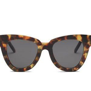 *NEW Tortoise Shell Tough Sunglasses Winter Shades